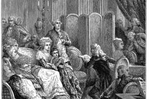 Il salotto di Madame de Staël