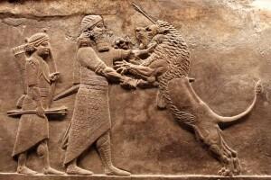La Mesopotamia è la terra tra i due fiumi, il Tigri e l'Eufrate