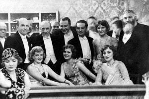 Luigi Pirandello a Berlino nel 1929