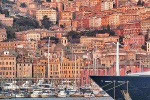 Genova, capoluogo di regione