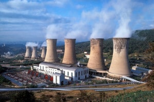 Centrale geotermica di Larderello