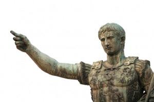 Ottaviano Augusto, riassunto