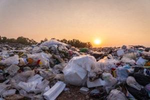 Tema svolto sul problema dei rifiuti