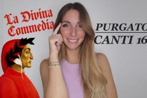 Canti centrali del Purgatorio, spiegati da Chiara Famooss