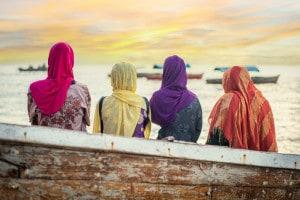 Le condizioni delle donne islamiche: riassunto