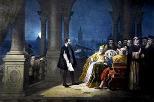 La rivoluzione scientifica e Galileo: tema