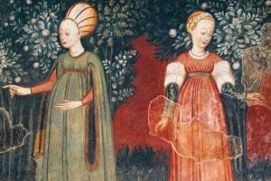 Beatrice e Laura: tema svolto