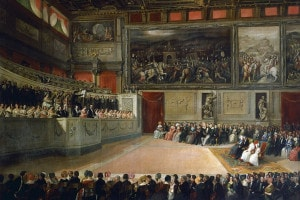 Il Cinquecento: contesto storico