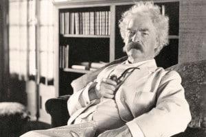 Mark Twain, scrittore di Tom Sawyer